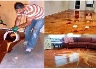 Learn How To Create Stunning Metallic Epoxy Floors