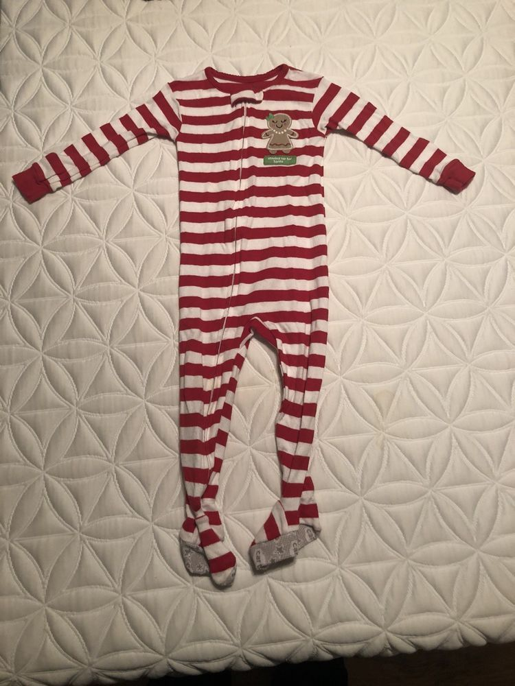 4fddde19bd87 Carters Baby Christmas One Piece Pajamas 18 Months #fashion #clothing  #shoes #accessories #babytoddlerclothing #boysclothingnewborn5t #ad (ebay  link)