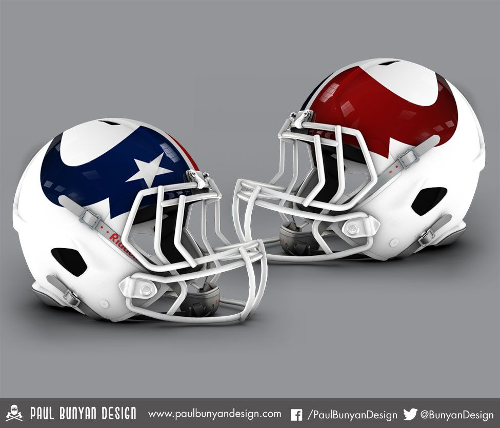 My Take On Nfl Concept Helmets New Nfl Helmets Football