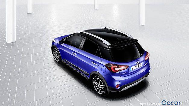 The New Hyundai I20 2018