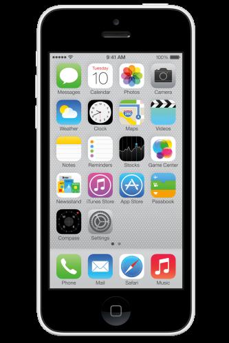 Apple iPhone 5c Blanc 8GB