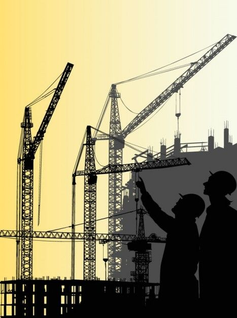 Construcci n gr a gr ficos arquitectura vector vector for Construccion arquitectura