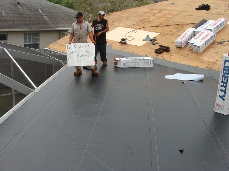 Flat Roofing System Replacement Tips Flat Roof Design Roofing Flat Roof