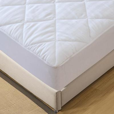 St James Home 15 In Twin Polyester Mattress Pad P2018 0273 T The Home Depot Waterproof Mattress Mattress Mattress Pad
