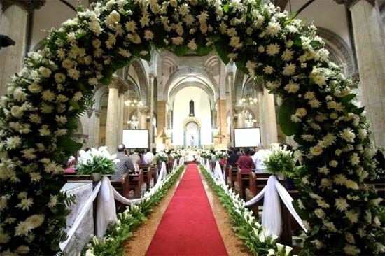 Manila Cathedral Wedding Google Search