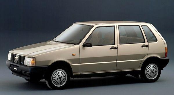 Fiat Uno Ugly Cars Fiat Uno Fiat Abarth Fiat