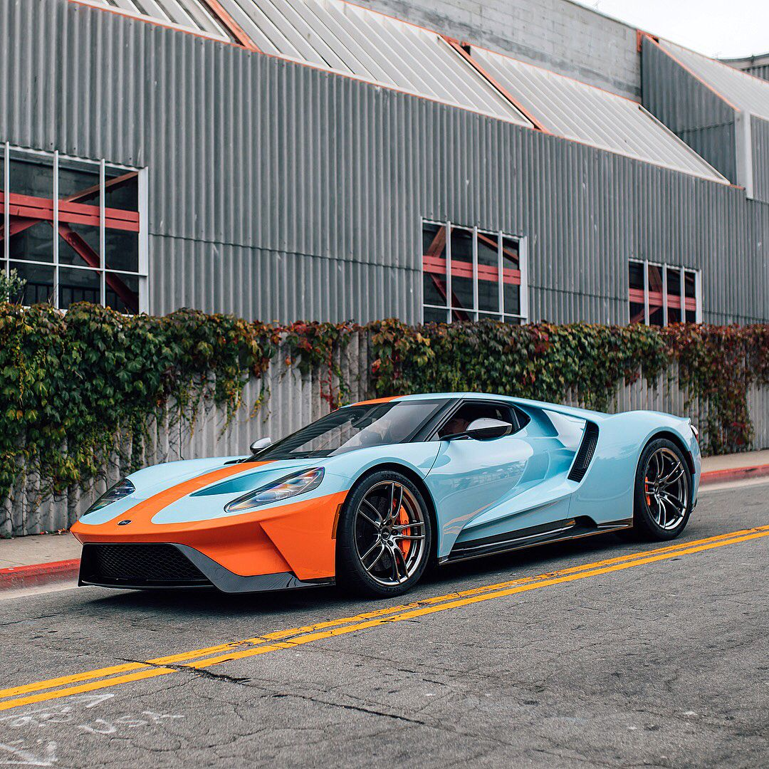 Ford Gt Or Porsche 918 Photos By Alexpenfold Blacklist