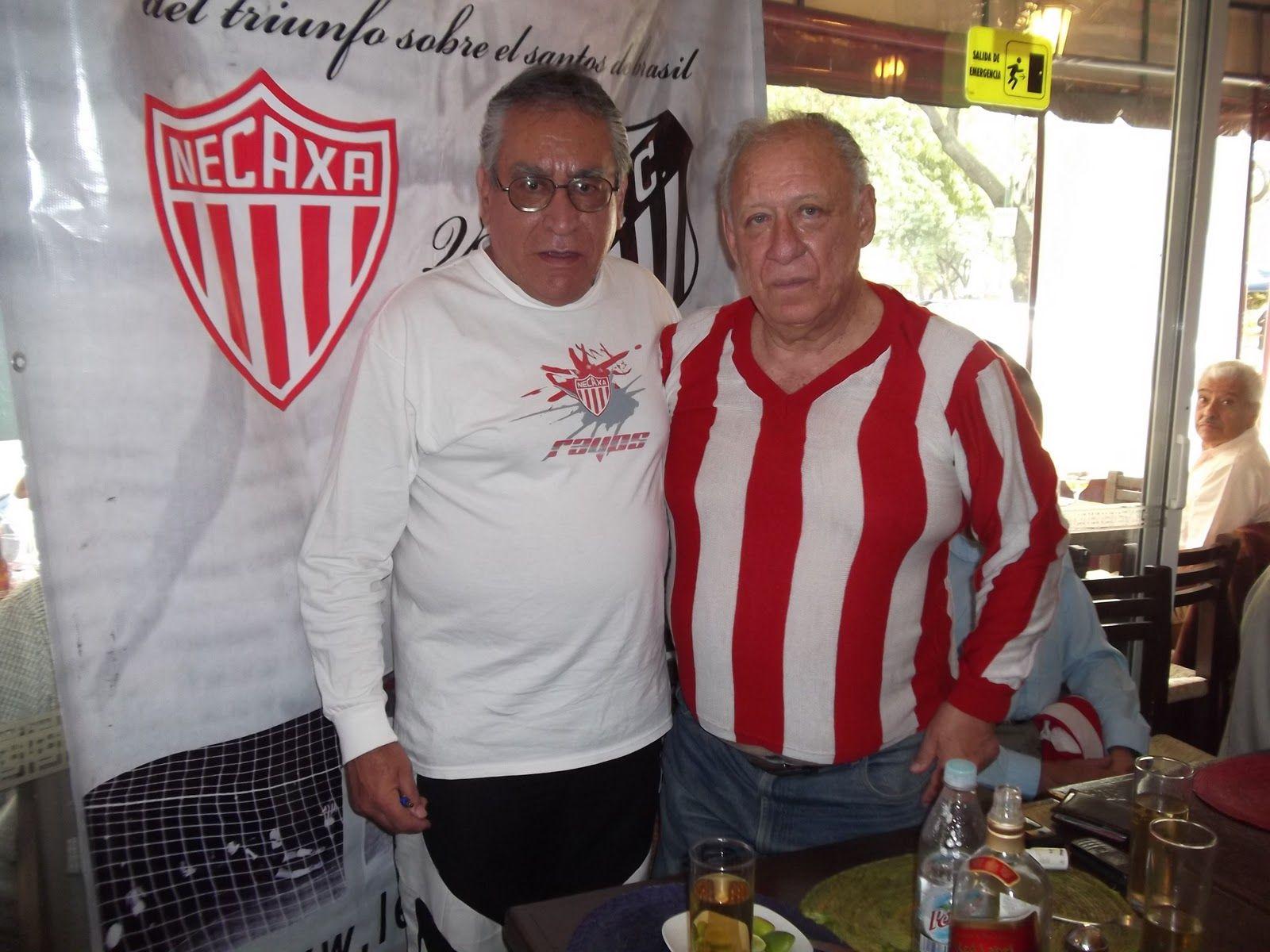 "Nacho ""Rayo Ruco"" Cervantes y Agustin ""El Yuca"" Peniche"