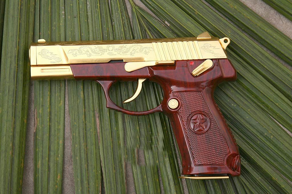 Pretty cool gun | COLLECTING | Pinterest