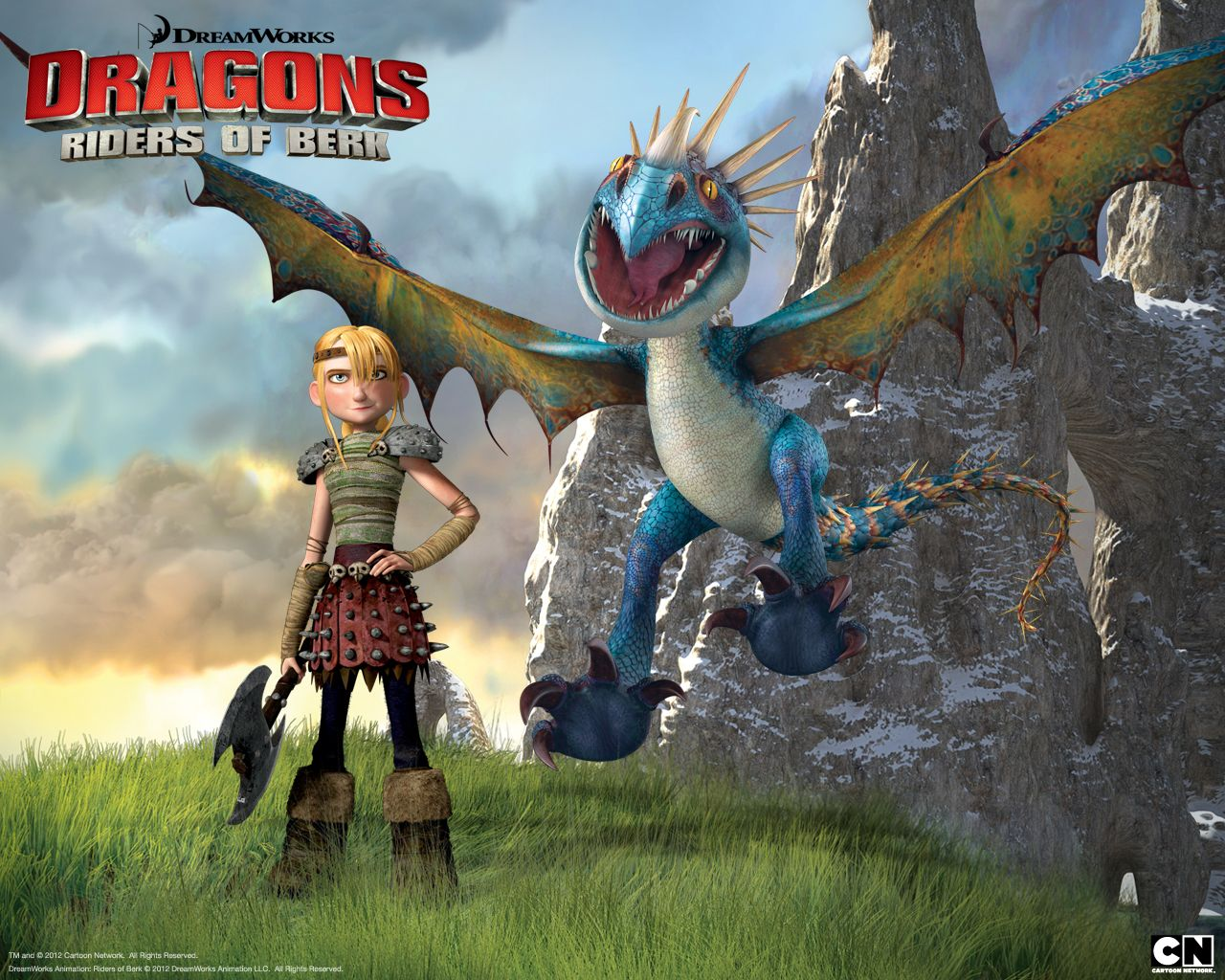 How To Train Your Dragon movie astrid | ... dragon from Dreamworks Dragons: Riders of Berk How to Train Your