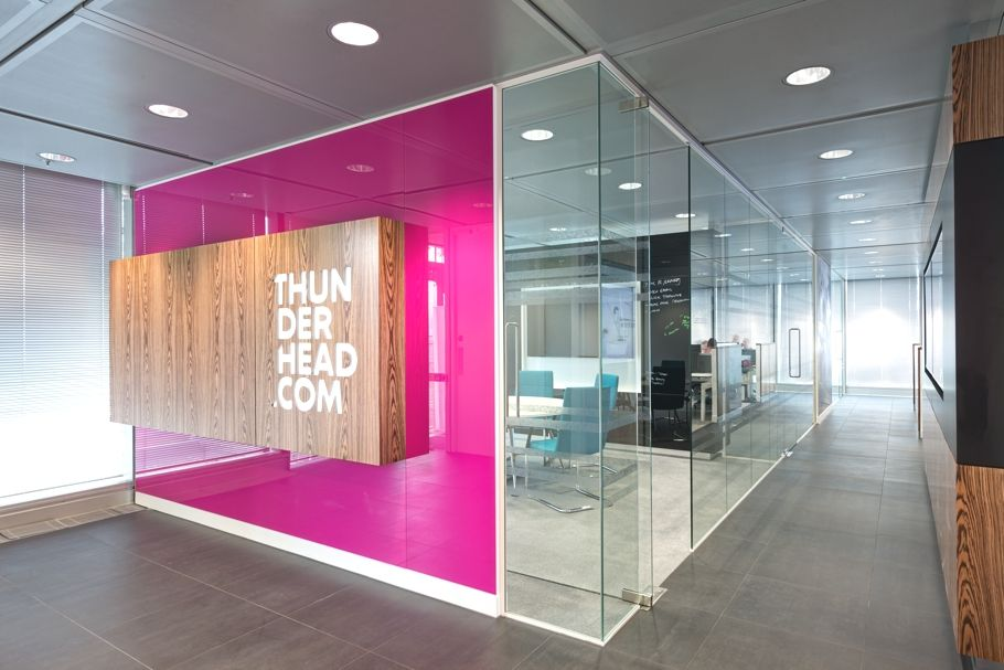 Design led office space unveiled in london 39 s soho district for Interior design london