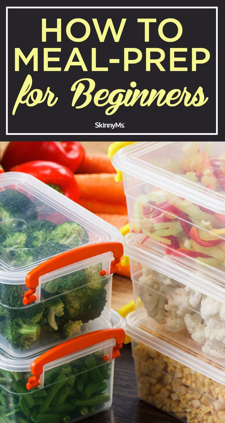 How to MealPrep for Beginners Meal prep for beginners