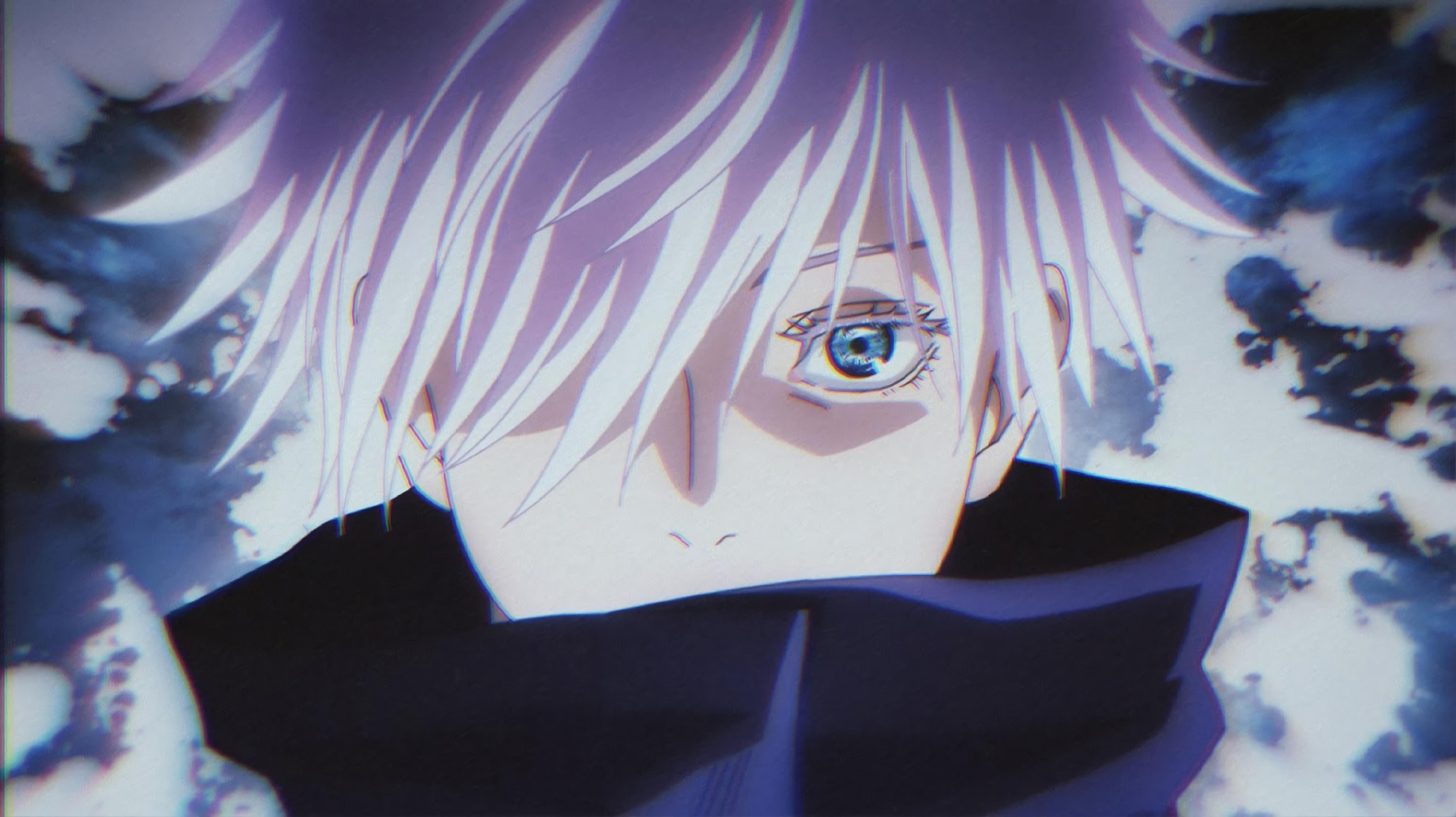 Gojo Satoru 1920x1080 En 2021 Jiujitsu Peliculas De Anime Personajes De Anime