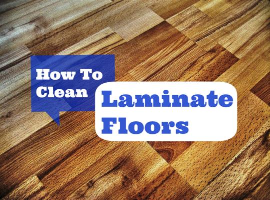How Clean Laminate Floors Flooring Diy Cleaning