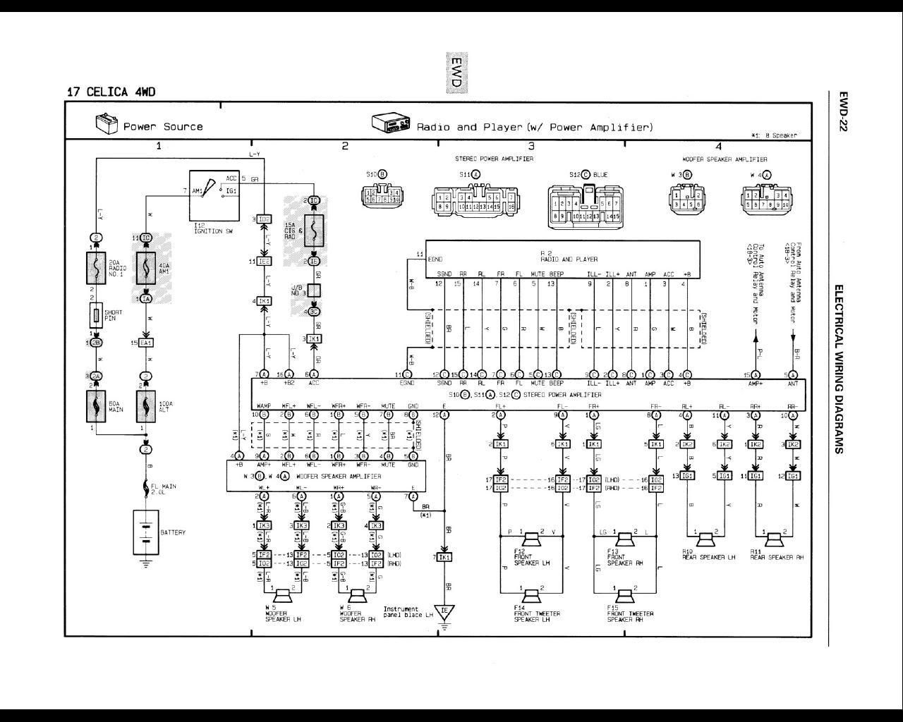 Fujitsu Ten Ftt0068a Diagram Car Navigation System Diagram Ten