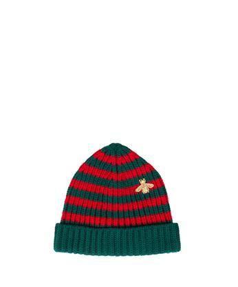 GUCCI Cappello lana a righe.  gucci    a029894efa73
