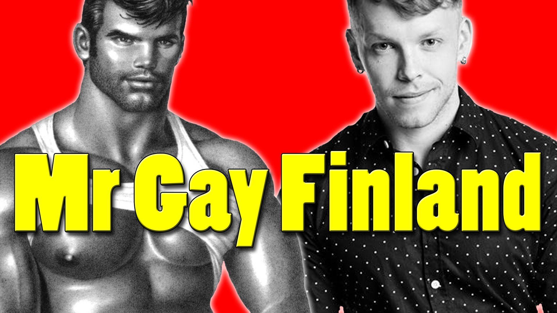 Финляндия гомосексуалист