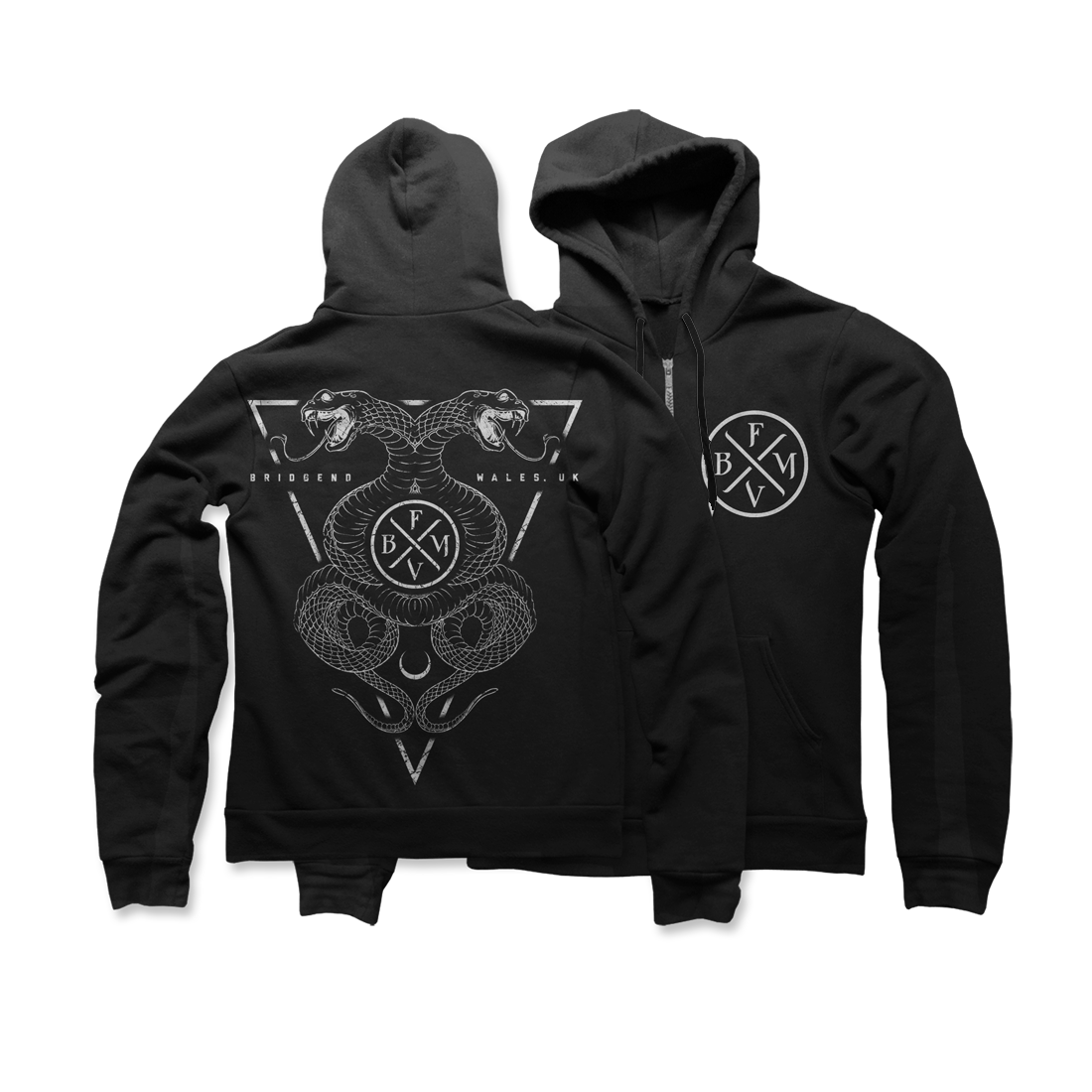 Bullet For My Valentine Venom Hoodie Can T Stop The Sound