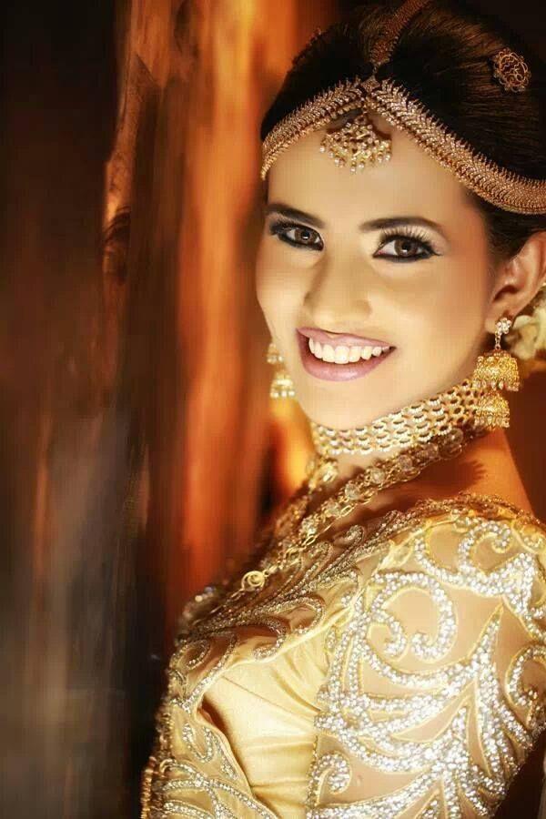 traditional sri lankan wedding   Lankan bride   Pinterest