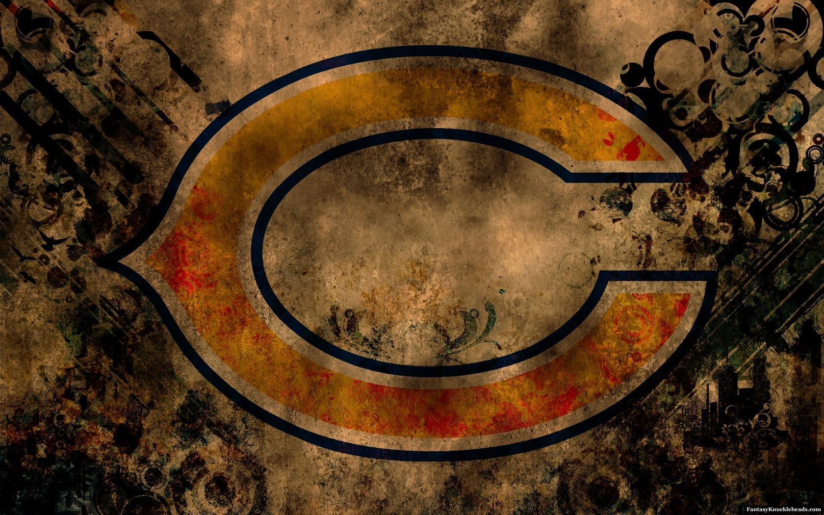 chicago bears pictures Black Chicago Bears Wallpaper