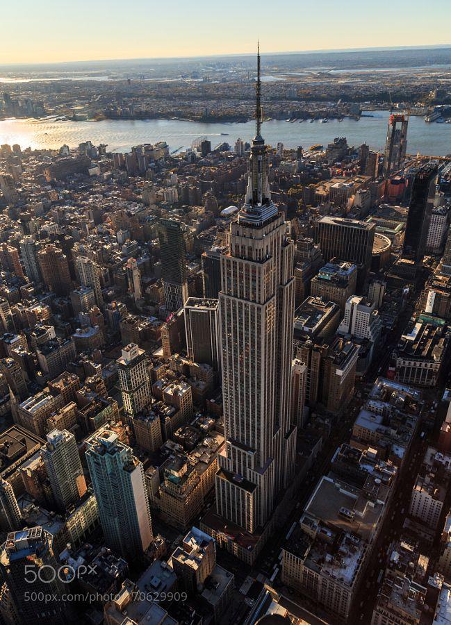 OVER NY CiTY by anthonyjayfields. @go4fotos