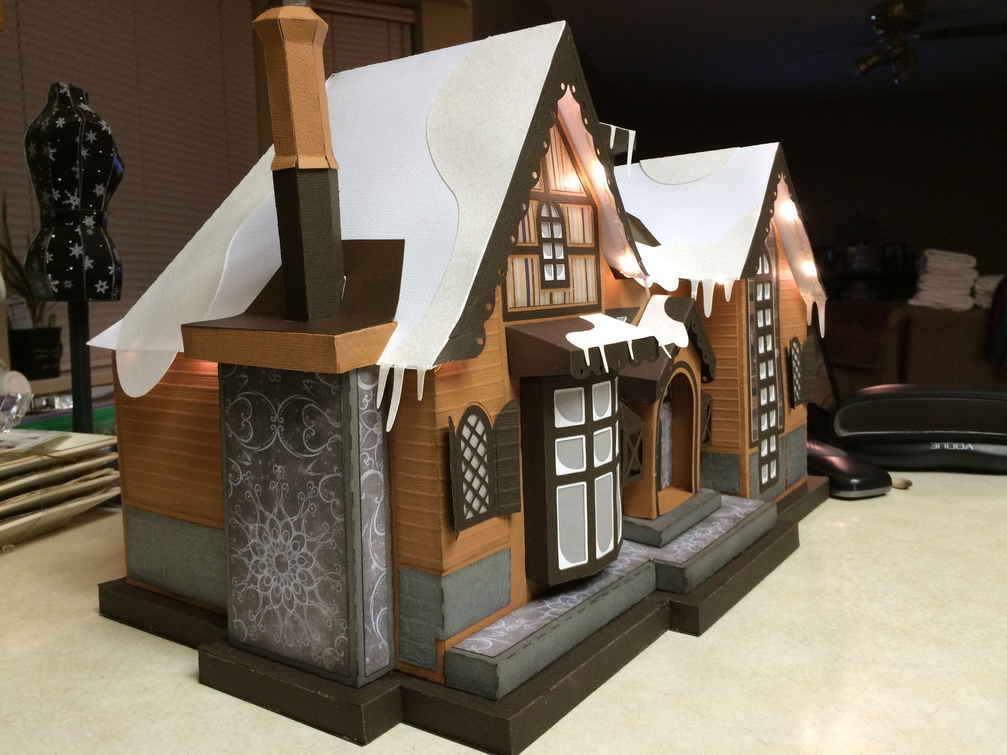 svgcuts.com Winter Lodge