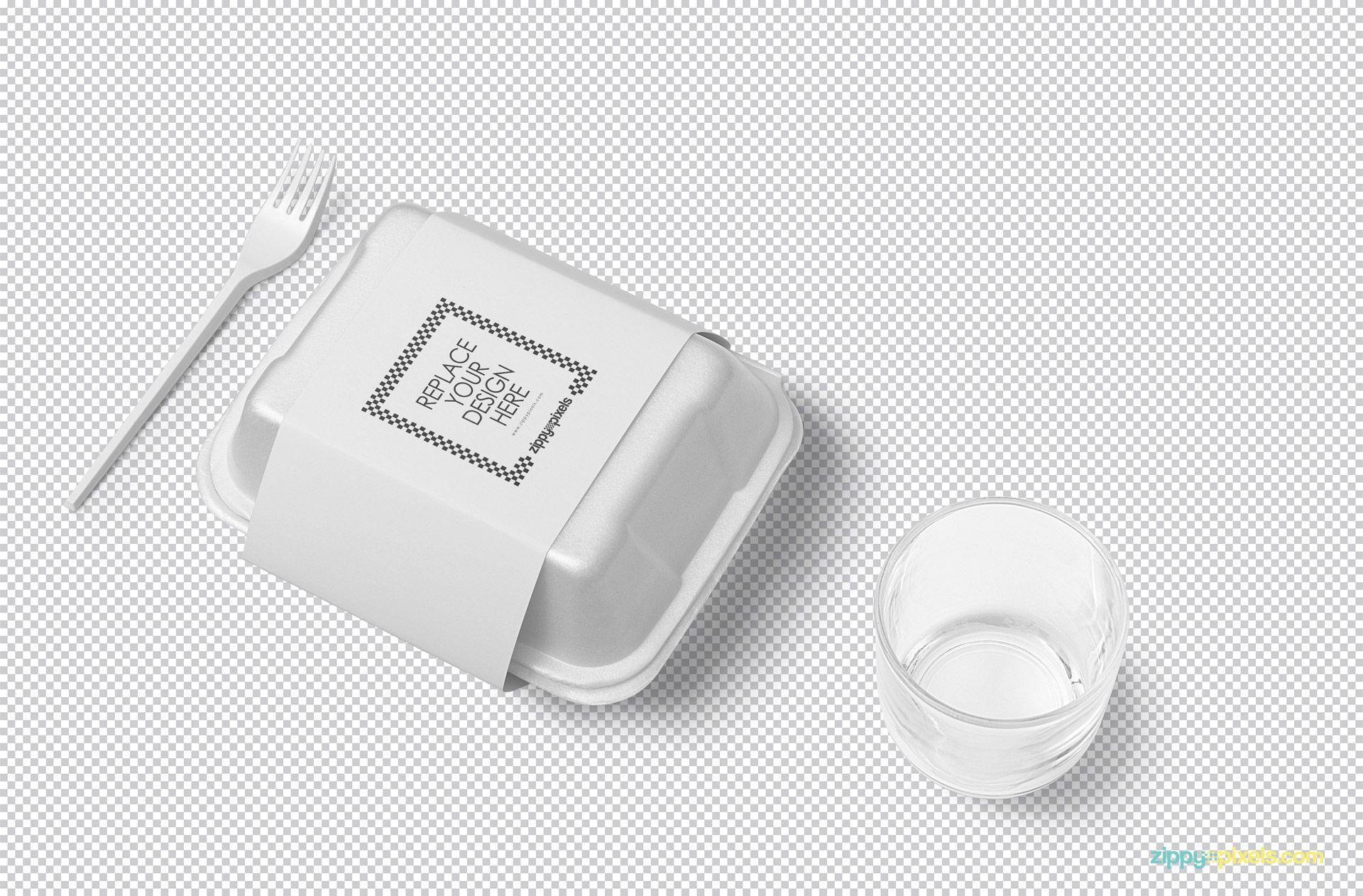 Download Free Disposable Food Packaging Mockup Zippypixels Food Box Packaging Food Packaging Packaging Mockup