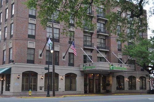 Hotel Indigo Savannah Historic District Savannah Hotels Savannah Chat Savannah Historic District