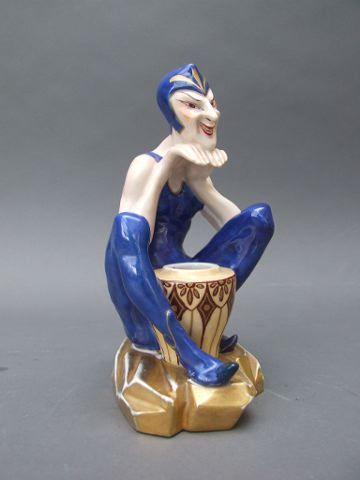 Sheryls Art Deco Emporium - Ceramic Lamps