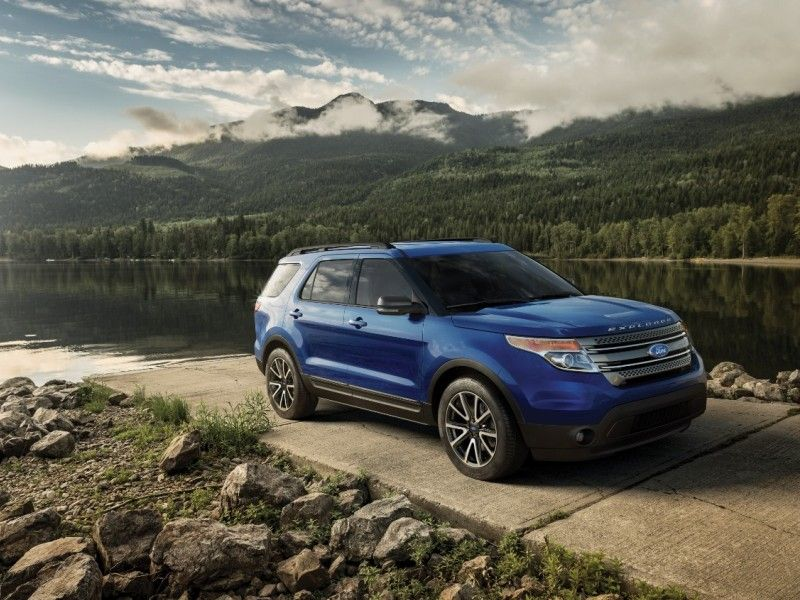 10 Best SUVS With 3rd Row Seating Ford