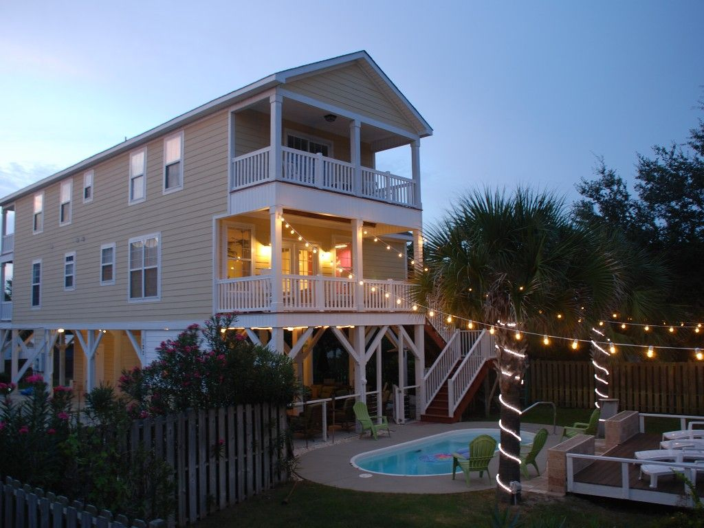 The+Coolest+House+in+Myrtle+Beach!+++Vacation Rental In Grand Strand   Myrtle  Beach Area From