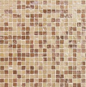 Vetro Mix Medio Lux Mosaic 18x18 Tiles Vinyl Sheet Flooring Flooring
