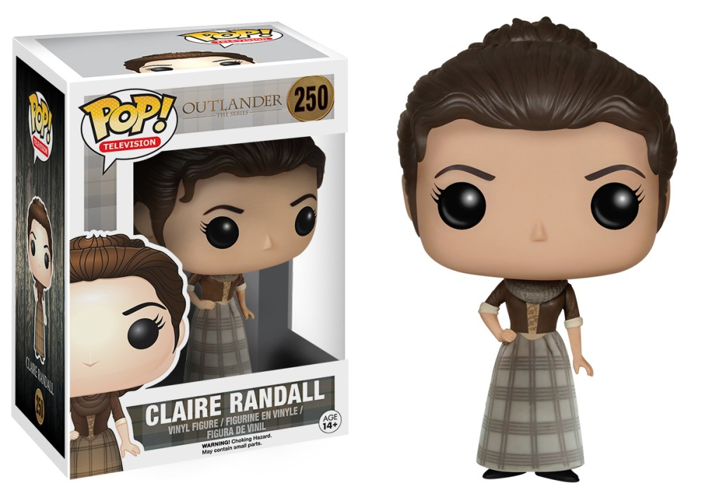 Claire Randall Catalog Funko Everyone Is A Fan Of Something Vinyl Figures Claire Randall Outlander