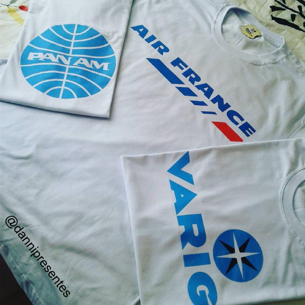 Encomenda de um fã da aviação!    www.danipresentes.com.br    #danipresentes   #nostalgia  #anos80  #varig #panam  #radio80fm