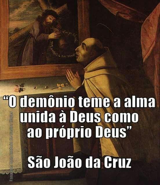 São João Da Cruz Frases Frases Religiosas Catholic Catholic