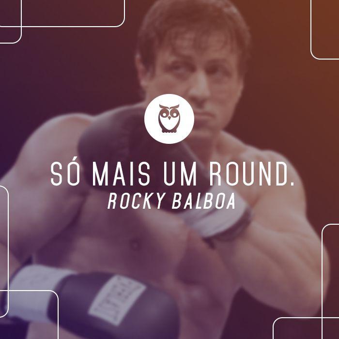 Resista E Não Desista Frases Cinema Filmes Rockbalboa Stallone