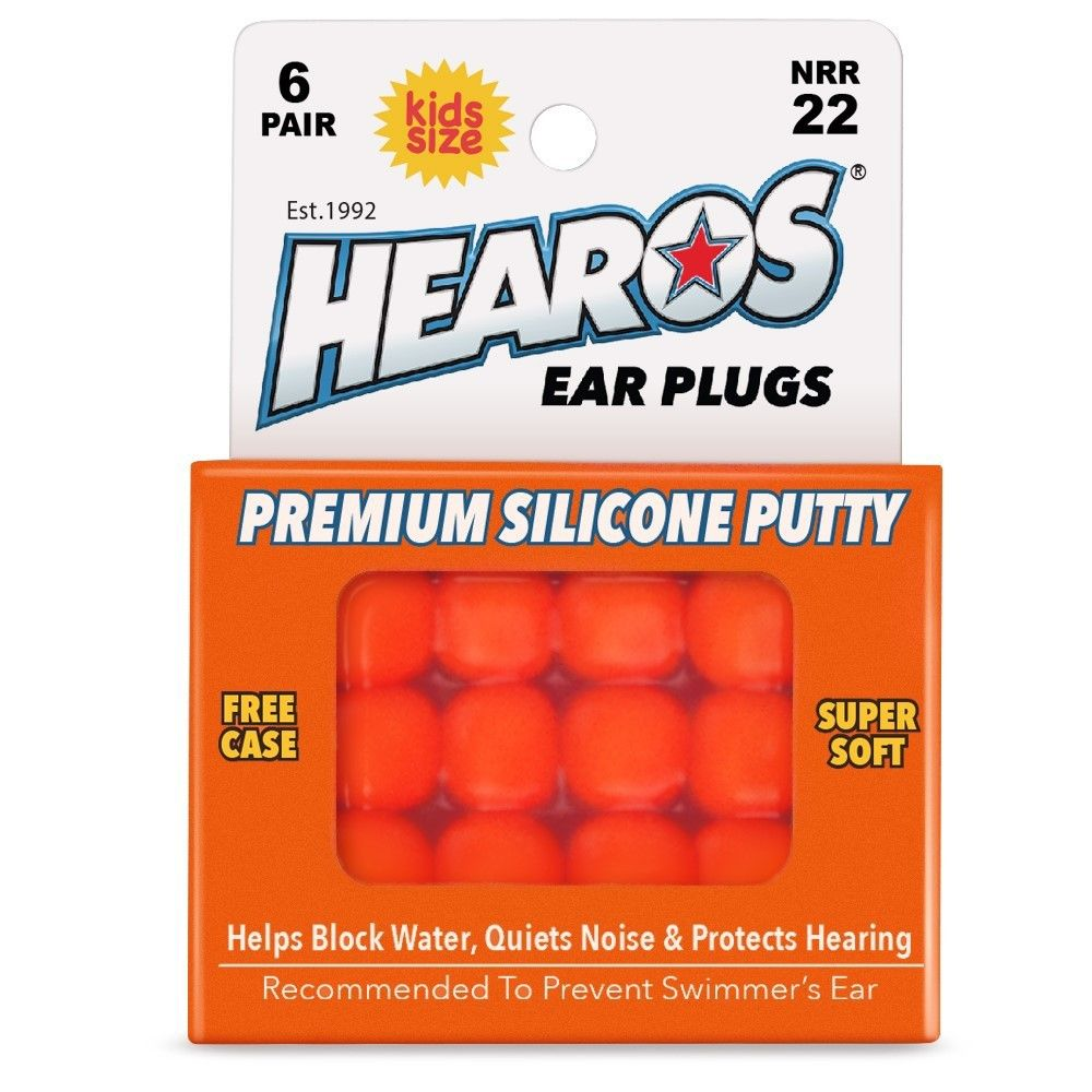 Kids Silicone Putty Earplugs 6 Pair Up Up Silicone Putty Silicone Ear Plugs Kids Earplugs