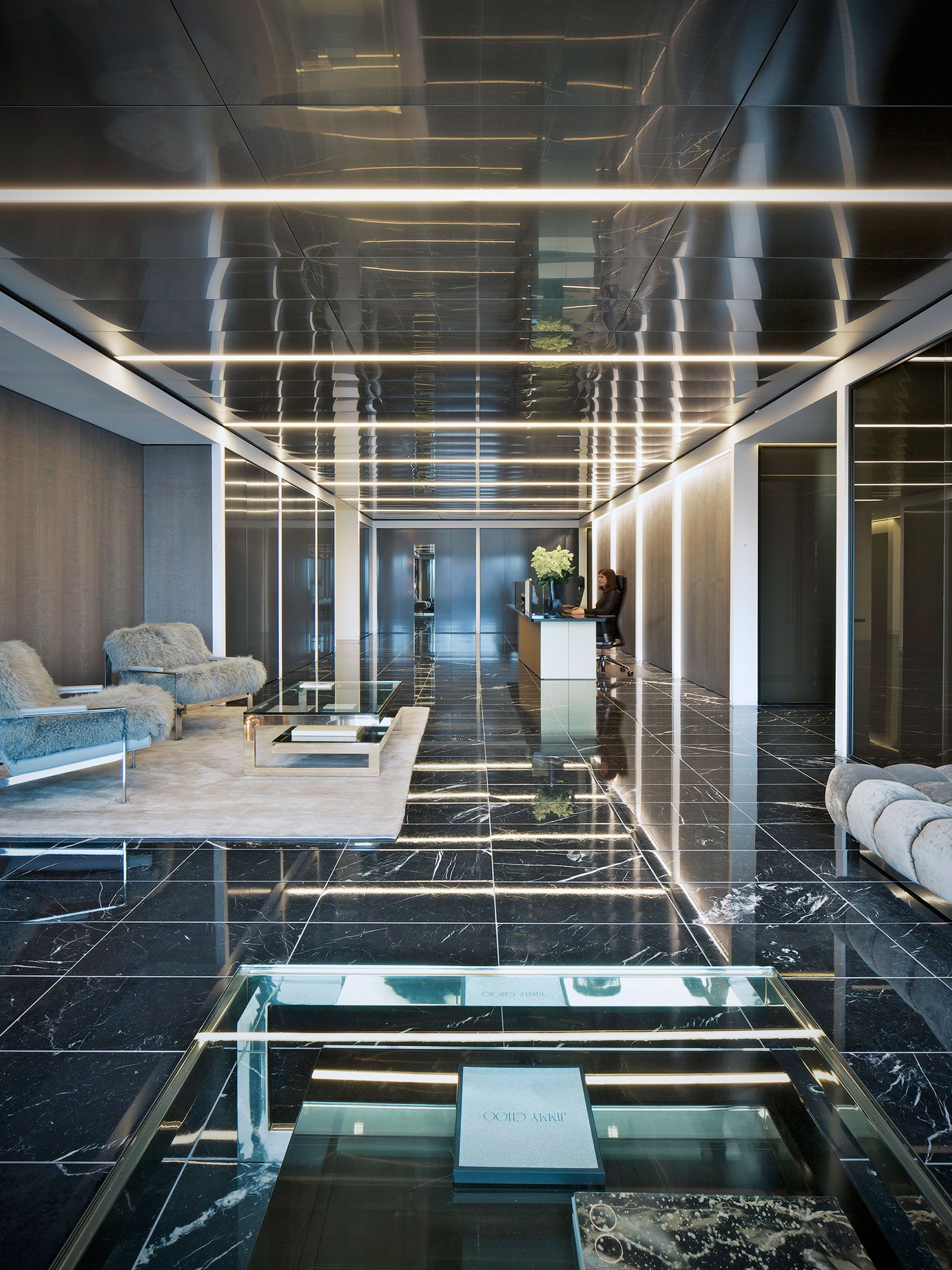 Jimmy Choo Headquarters London Universal Design Studio Photo