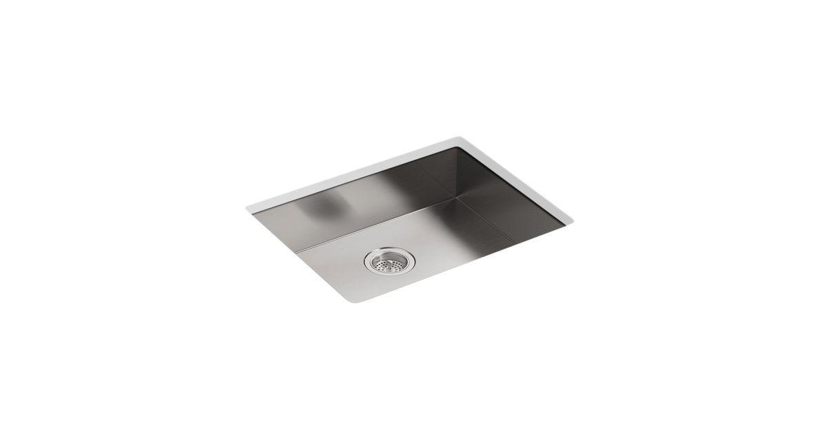 Undermount ADA Stainless Steel Sink