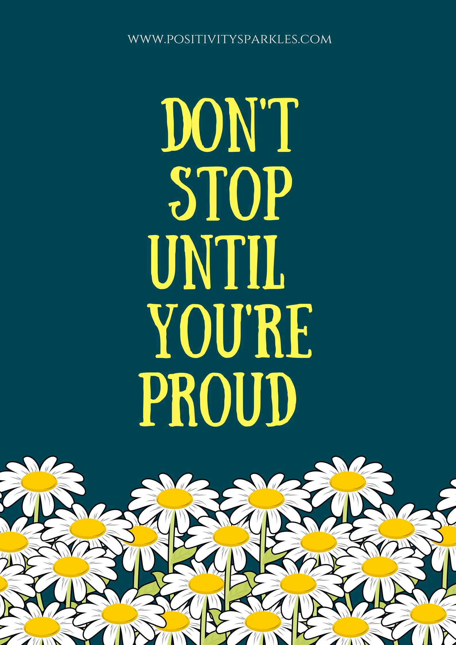 Motivational Quotes Positivity Sparkles Positive Mindset