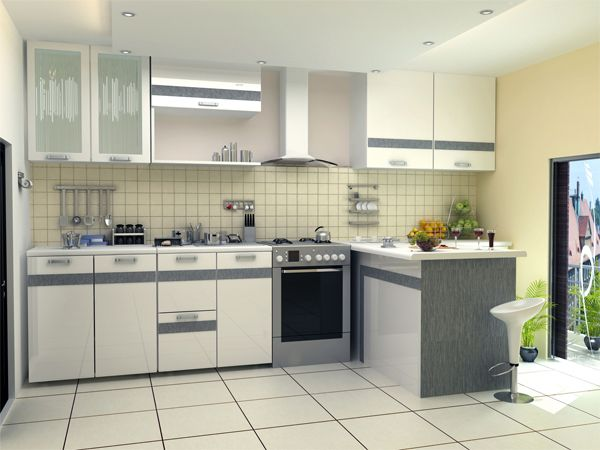 3D Kitchen Design 5