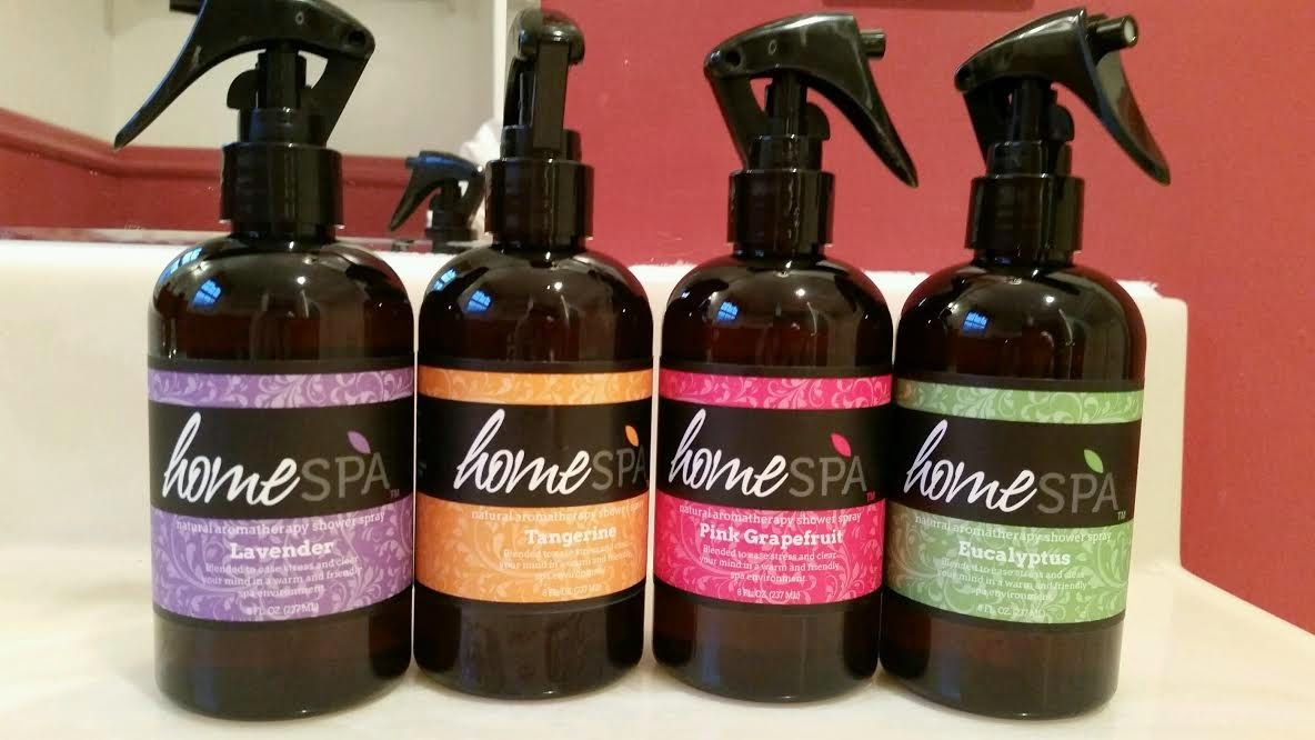 Mama Smith S Review Blog Relax In Your Shower With Homespa Shower Spray Gift Guide For Men Spray Shampoo Bottle