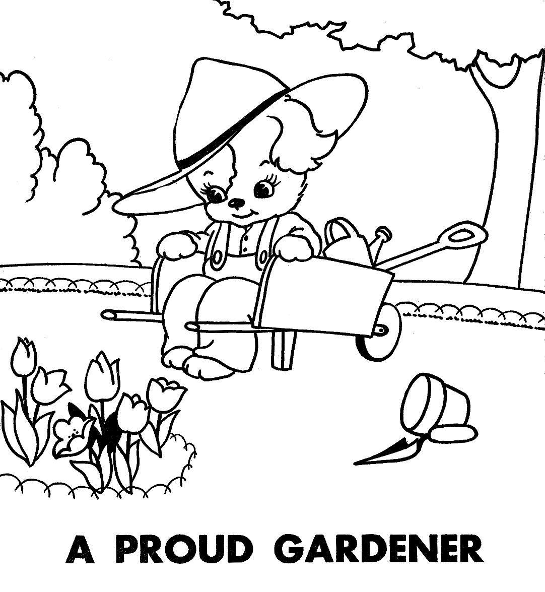 pb-a-proud-gardener.jpg 1,082×1,175 pixels | babies | Pinterest