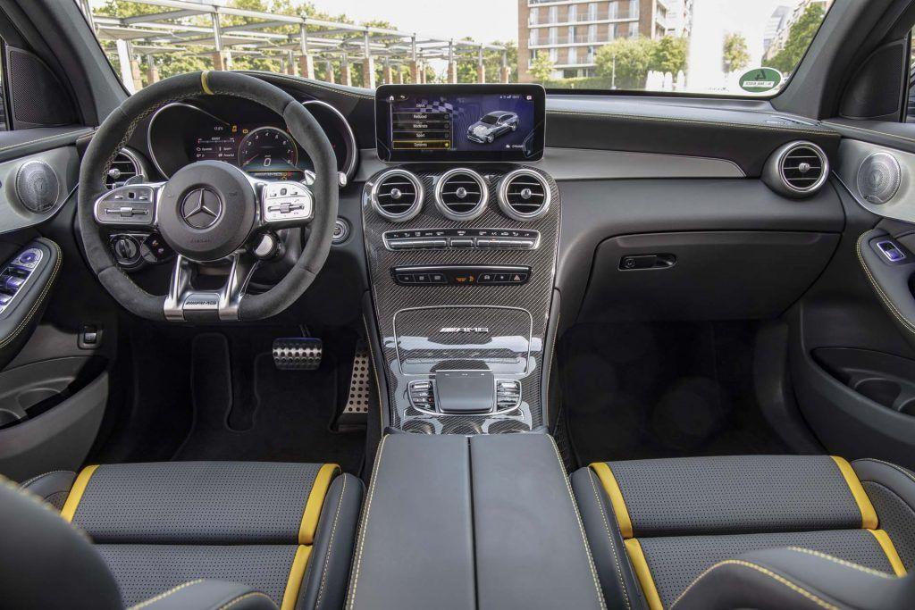 12 Mercedes Amg Glc 63 S 2020 Photos Amg Mercedes Amg Mercedes