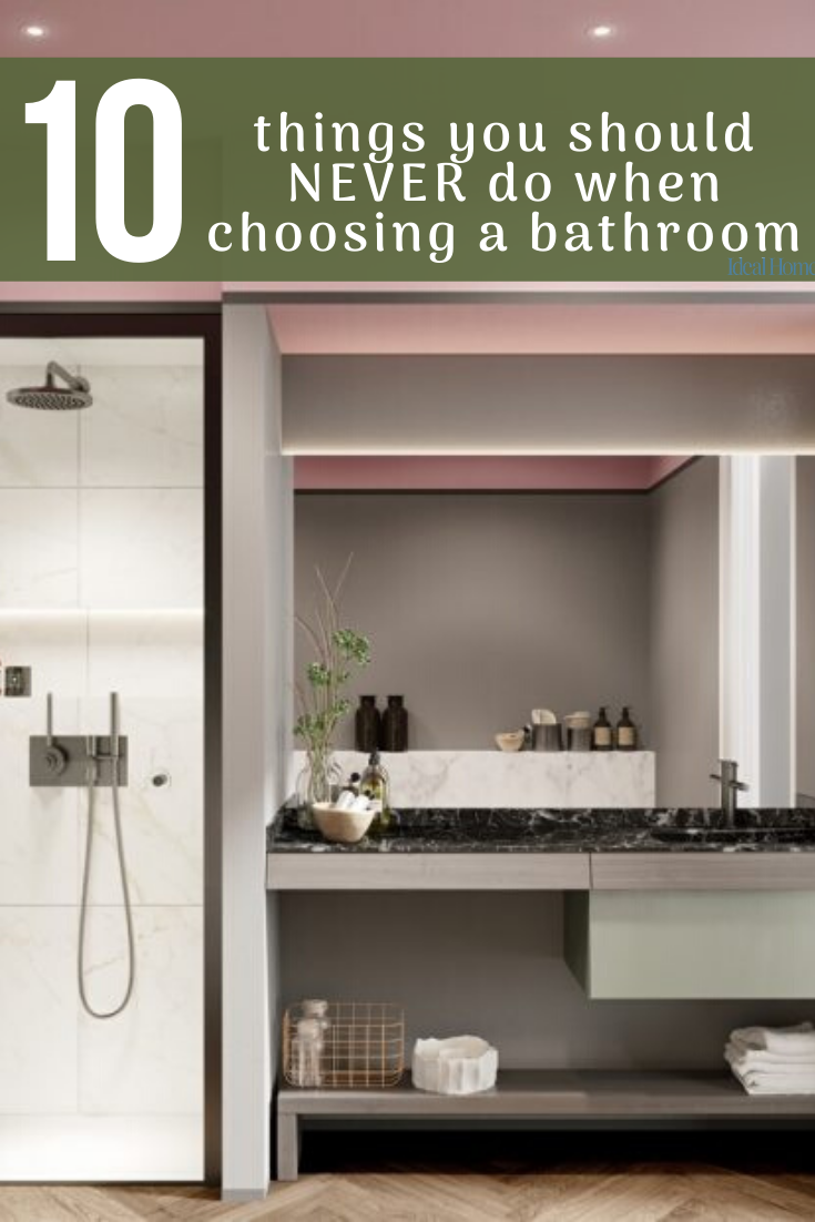 Things You Should Never Do When Choosing A Bathroom In 2020 With Images Bathroom Decor Sets Top Bathroom Design Bathroom Design