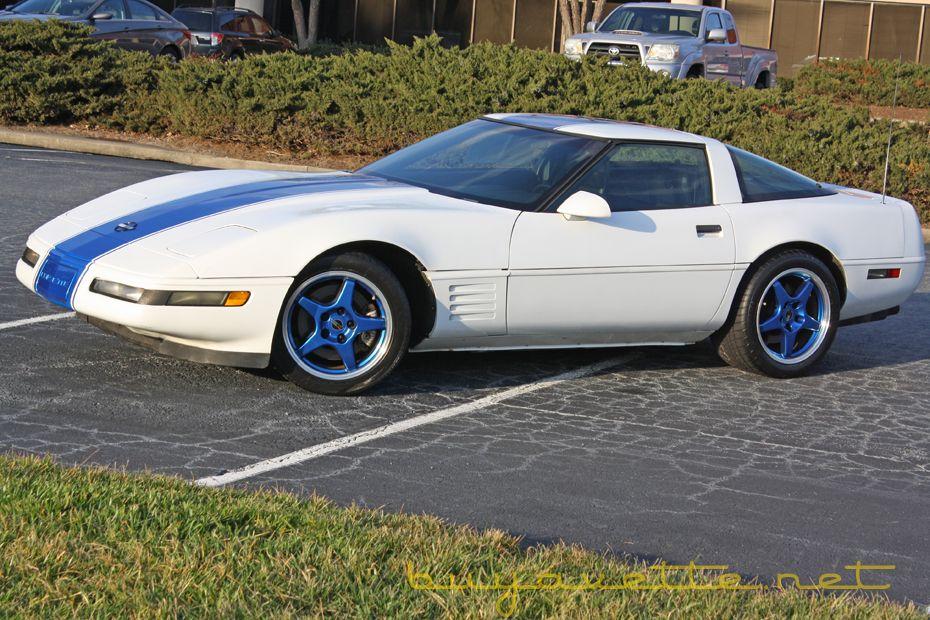 1993 Corvette Z07 Supercharged For Sale Cheap Sports Cars Corvette C4 Corvette