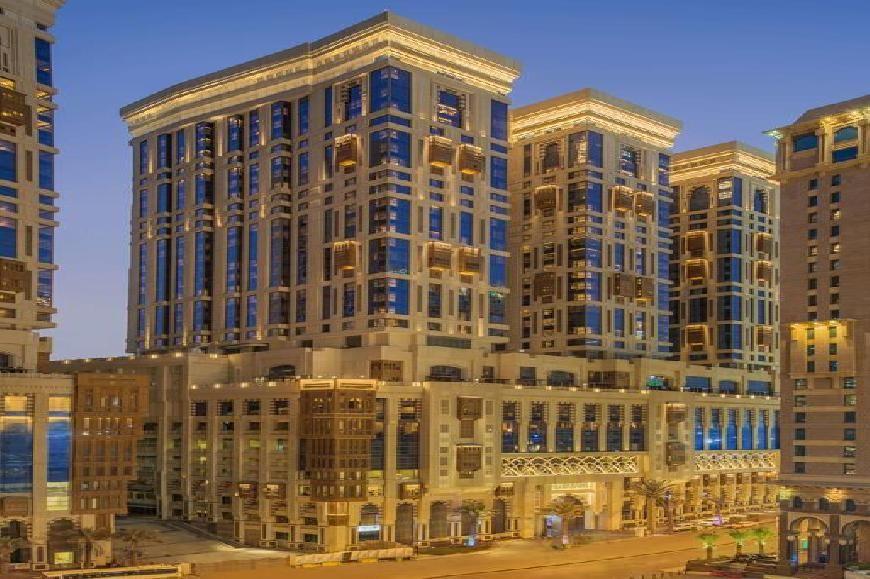 فندق حياة ريجنسي مكة Luxury Hotel Mecca Hotel