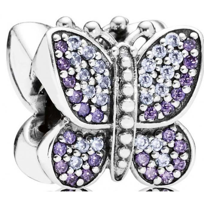 charms pandora papillon
