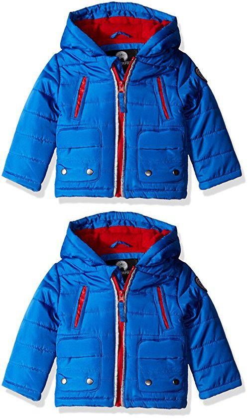 40f972570 Weatherproof Boys  Puffer Jacket