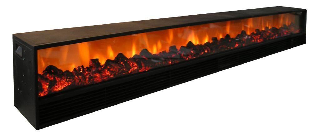 Long Electric Fireplace Electric Fireplace Fireplace Home